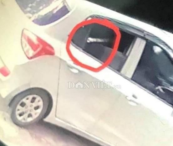 Hé lộ hình ảnh xe ô tô chở sát thủ bắn 'đại ca' Hải Phòng - ảnh 1