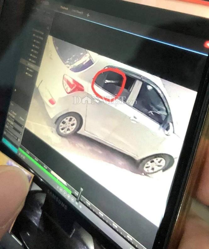 Hé lộ hình ảnh xe ô tô chở sát thủ bắn 'đại ca' Hải Phòng - ảnh 2