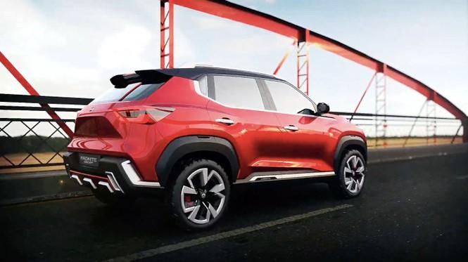 Nissan Magnite lộ diện ảnh chính thức - ảnh 2