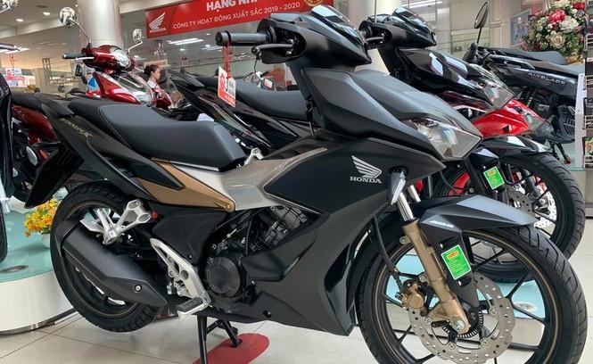 Thị trường xe máy sôi động dần về cuối năm? - ảnh 2