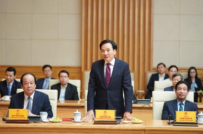 Thủ tướng trao quyết định bổ nhiệm Phó Chủ nhiệm Văn phòng Chính phủ - ảnh 1
