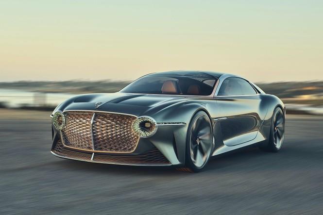 Bentley sắp về 'dưới trướng' Audi - ảnh 1