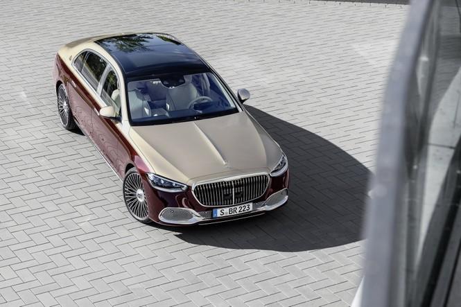 Mercedes-Maybach S-Class thế hệ mới có gì đặc biệt? - ảnh 10