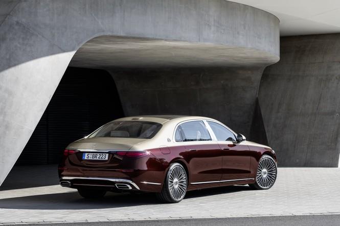 Mercedes-Maybach S-Class thế hệ mới có gì đặc biệt? - ảnh 1