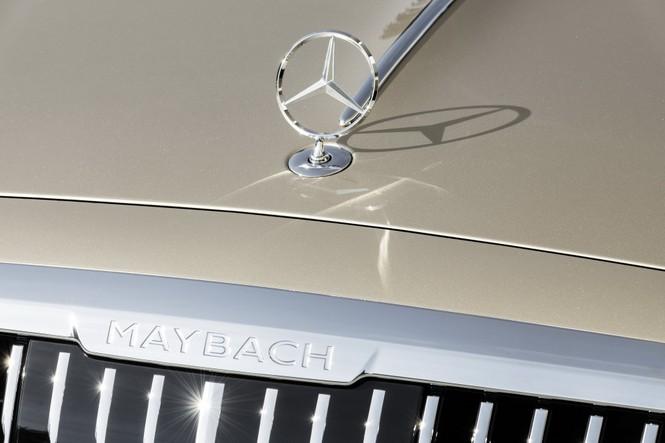 Mercedes-Maybach S-Class thế hệ mới có gì đặc biệt? - ảnh 13