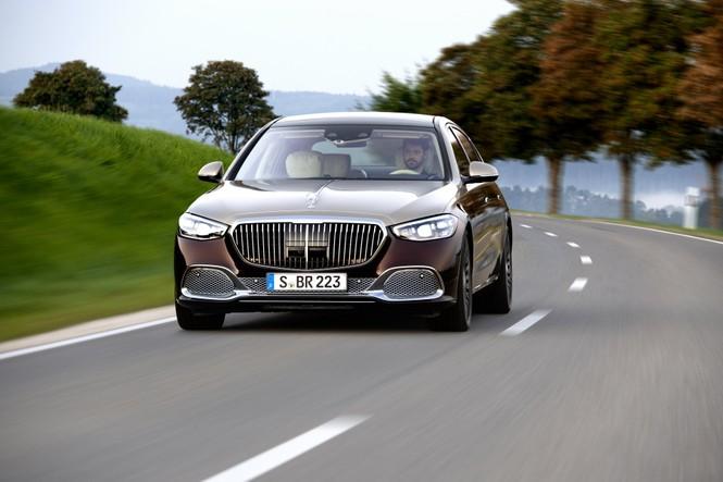 Mercedes-Maybach S-Class thế hệ mới có gì đặc biệt? - ảnh 5