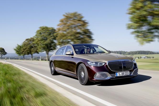 Mercedes-Maybach S-Class thế hệ mới có gì đặc biệt? - ảnh 4