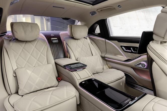 Mercedes-Maybach S-Class thế hệ mới có gì đặc biệt? - ảnh 2