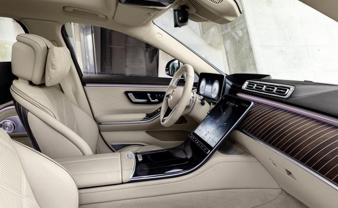 Mercedes-Maybach S-Class thế hệ mới có gì đặc biệt? - ảnh 16