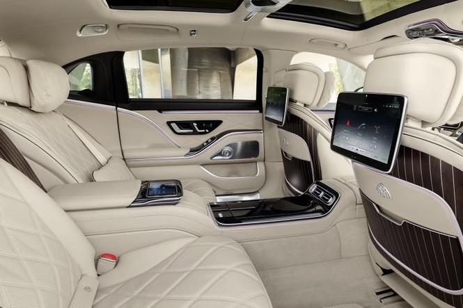 Mercedes-Maybach S-Class thế hệ mới có gì đặc biệt? - ảnh 17