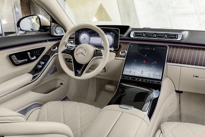 Mercedes-Maybach S-Class thế hệ mới có gì đặc biệt? - ảnh 15
