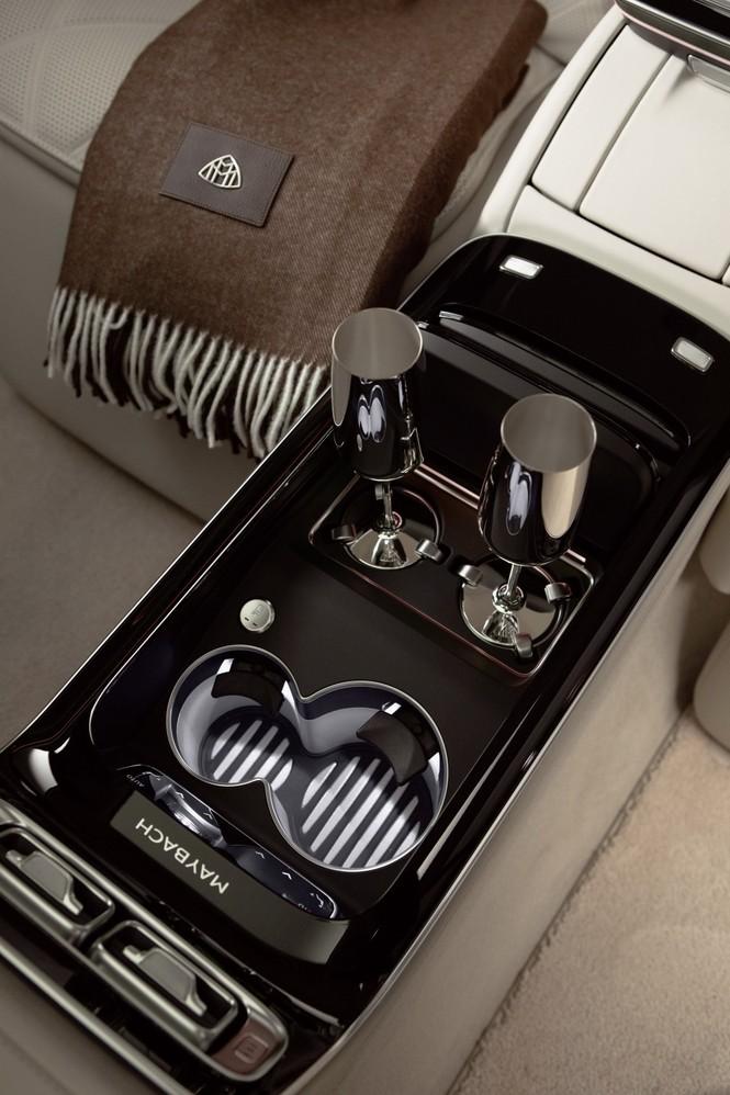 Mercedes-Maybach S-Class thế hệ mới có gì đặc biệt? - ảnh 19
