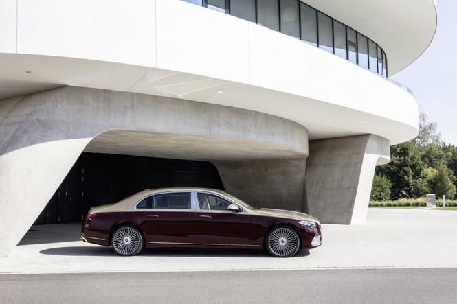 Mercedes-Maybach S-Class thế hệ mới có gì đặc biệt? - ảnh 7