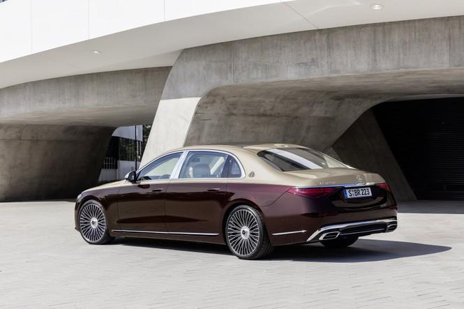 Mercedes-Maybach S-Class thế hệ mới có gì đặc biệt? - ảnh 8