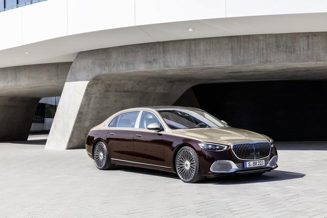 Mercedes-Maybach S-Class thế hệ mới có gì đặc biệt? - ảnh 6