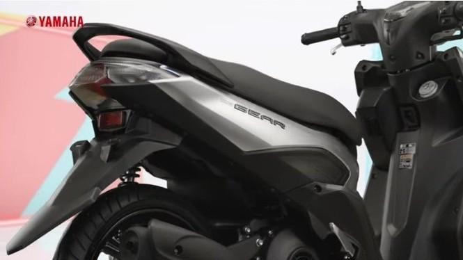 Yamaha Gear 125 hoàn toàn mới trình làng thị trường Indonesia - ảnh 2