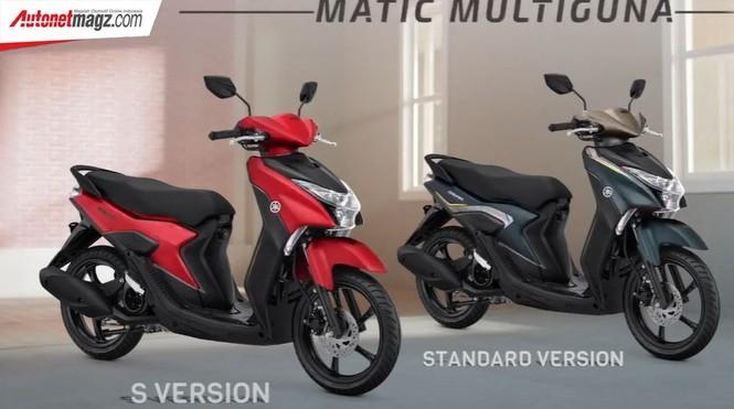 Yamaha Gear 125 hoàn toàn mới trình làng thị trường Indonesia - ảnh 8