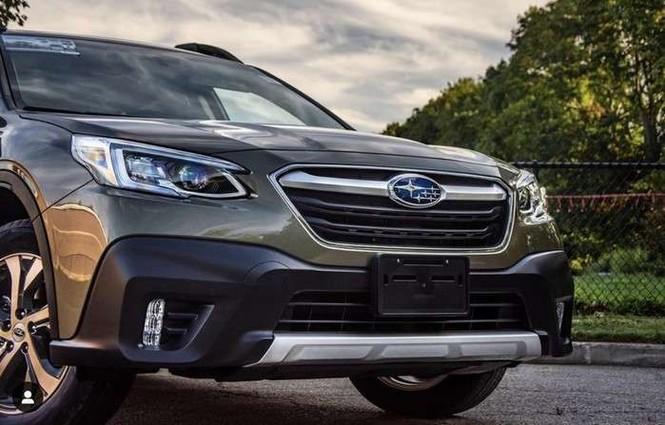 Subaru bị kiện về kính chắn gió dễ nứt vỡ tại Mỹ - ảnh 1