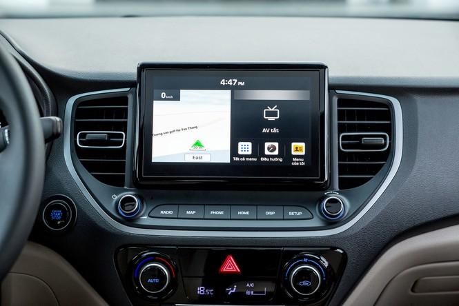 Hyundai Accent 2021 trình làng tại Việt Nam, quyết đấu Toyota Vios - ảnh 7