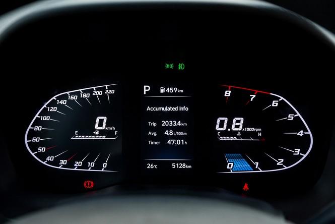 Hyundai Accent 2021 trình làng tại Việt Nam, quyết đấu Toyota Vios - ảnh 8