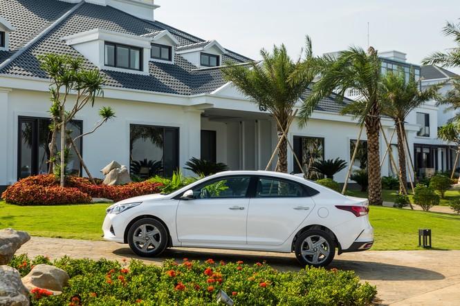 Hyundai Accent 2021 trình làng tại Việt Nam, quyết đấu Toyota Vios - ảnh 3