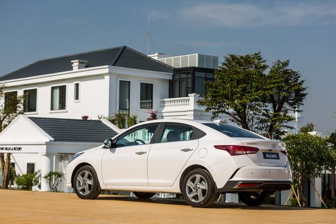 Hyundai Accent 2021 trình làng tại Việt Nam, quyết đấu Toyota Vios - ảnh 4