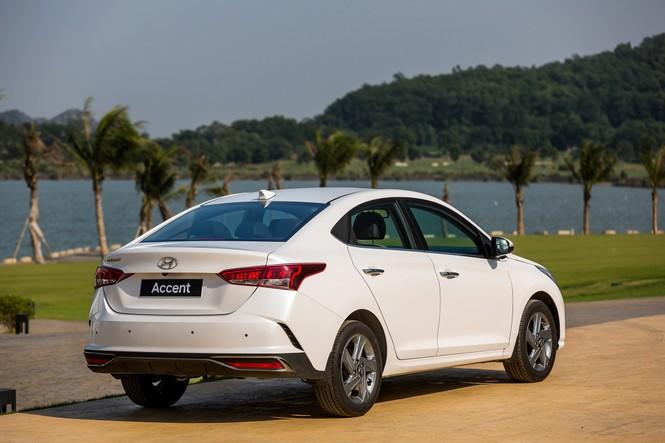 Hyundai Accent 2021 trình làng tại Việt Nam, quyết đấu Toyota Vios - ảnh 5