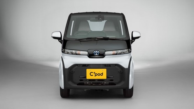 Toyota ra mắt ôtô điện 2 chỗ, phạm vi hoạt động 150 km - ảnh 6