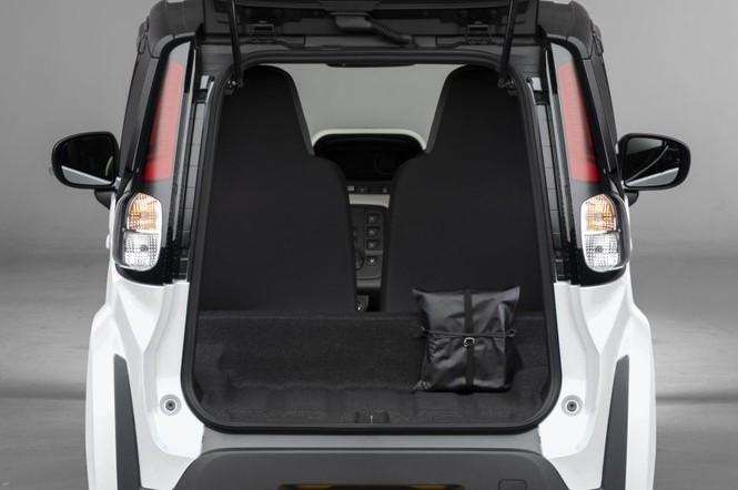 Toyota ra mắt ôtô điện 2 chỗ, phạm vi hoạt động 150 km - ảnh 9