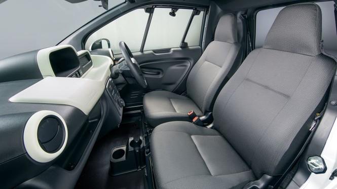Toyota ra mắt ôtô điện 2 chỗ, phạm vi hoạt động 150 km - ảnh 13