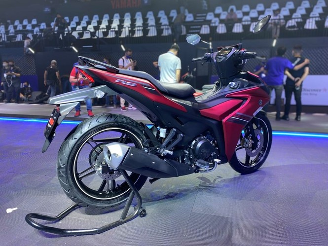 Yamaha Exciter hoàn toàn mới trình làng, quyết đấu Honda Winner X - ảnh 2