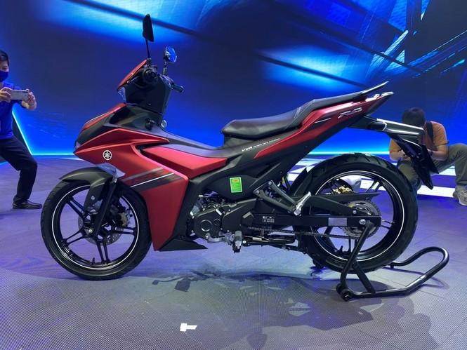 Yamaha Exciter hoàn toàn mới trình làng, quyết đấu Honda Winner X - ảnh 1