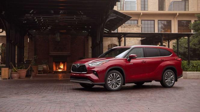 Toyota sắp tung thêm mẫu xe Grand Highlander? - ảnh 1