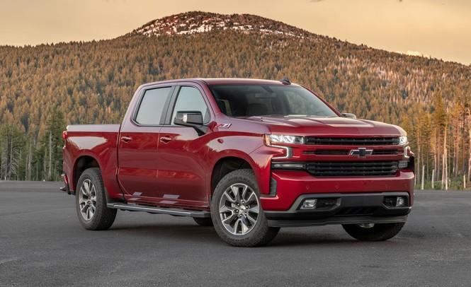 Top 10 mẫu xe bán chạy nhất tại Mỹ năm 2020 - ảnh 9