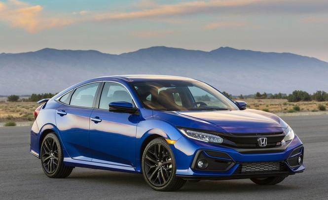Top 10 mẫu xe bán chạy nhất tại Mỹ năm 2020 - ảnh 3