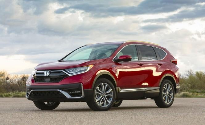 Top 10 mẫu xe bán chạy nhất tại Mỹ năm 2020 - ảnh 6