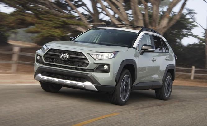 Top 10 mẫu xe bán chạy nhất tại Mỹ năm 2020 - ảnh 7