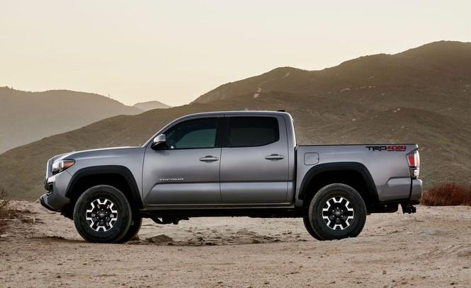 Top 10 mẫu xe bán chạy nhất tại Mỹ năm 2020 - ảnh 1