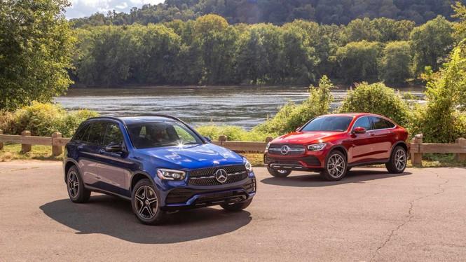 Mercedes-Benz chỉ đứng thứ ba về doanh số xe sang tại Mỹ - ảnh 1