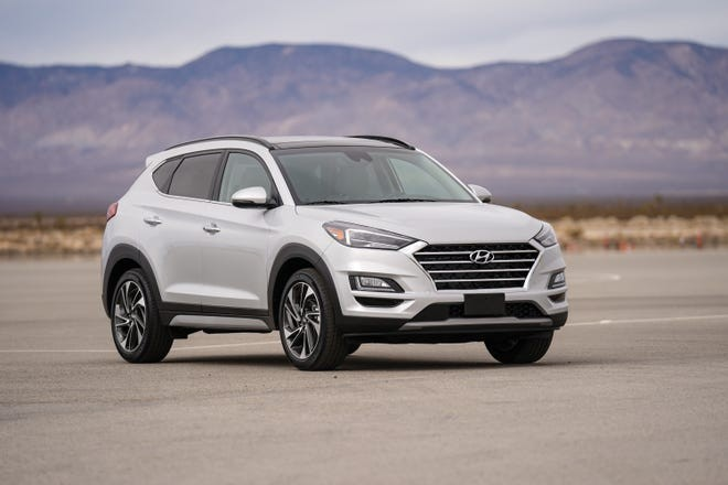 Triệu hồi 471.000 xe Hyundai Tucson có nguy cơ bốc cháy - ảnh 1