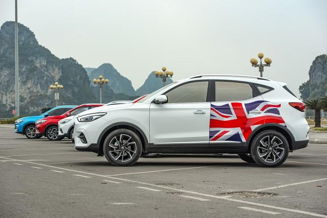 SUV cỡ nhỏ Anh Quốc chinh phục cung đường Hà Nội - Hạ Long - ảnh 9