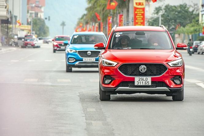 SUV cỡ nhỏ Anh Quốc chinh phục cung đường Hà Nội - Hạ Long - ảnh 3