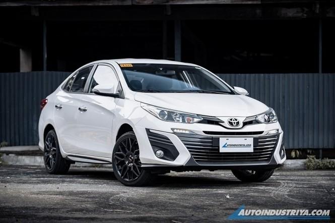 Top 10 mẫu ôtô bán chạy nhất Philippines năm 2020 - ảnh 2
