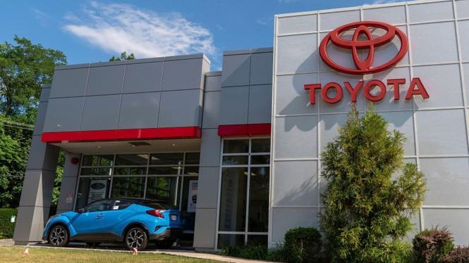 Toyota giành lại vị trí nhà sản xuất ôtô lớn nhất toàn cầu ảnh 1