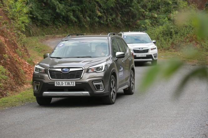 Triệu hồi Subaru Forester có nguy cơ tắt máy tại Việt Nam ảnh 1