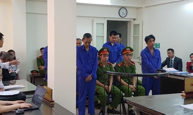Dẫn độ 8 cướp biển người Indonesia cho phía Malaysia - ảnh 1