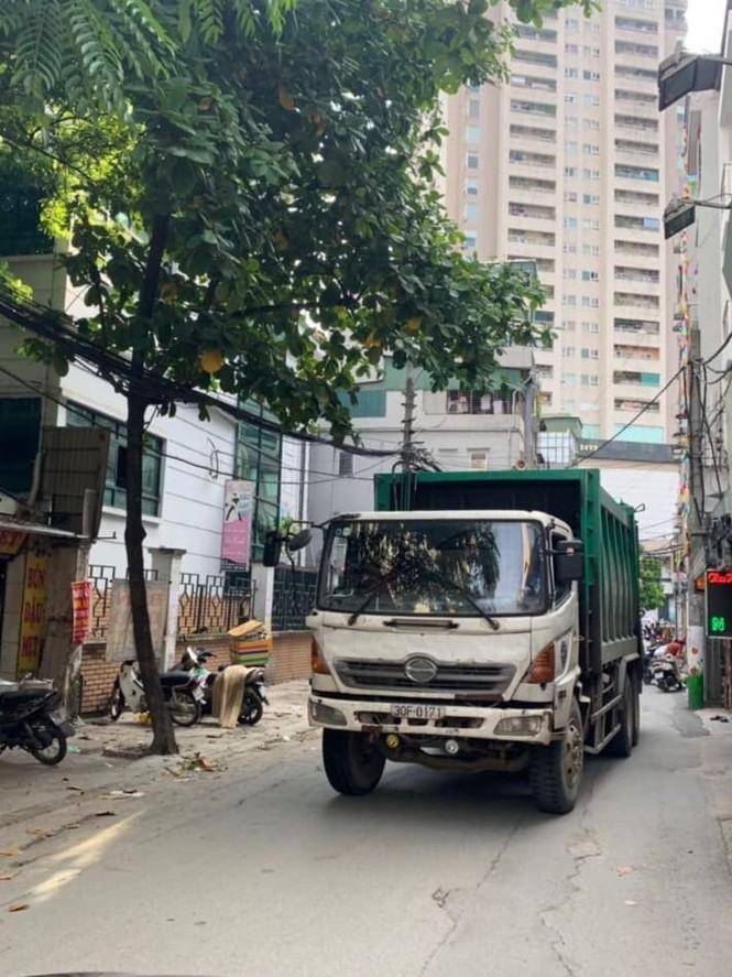 Điều tra bổ sung vụ xe chở rác Thành Công chạy sai giờ gây tai nạn - ảnh 1