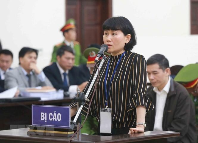 Cựu Bộ trưởng Nguyễn Bắc Son, Trương Minh Tuấn nói lời sau cùng - ảnh 5