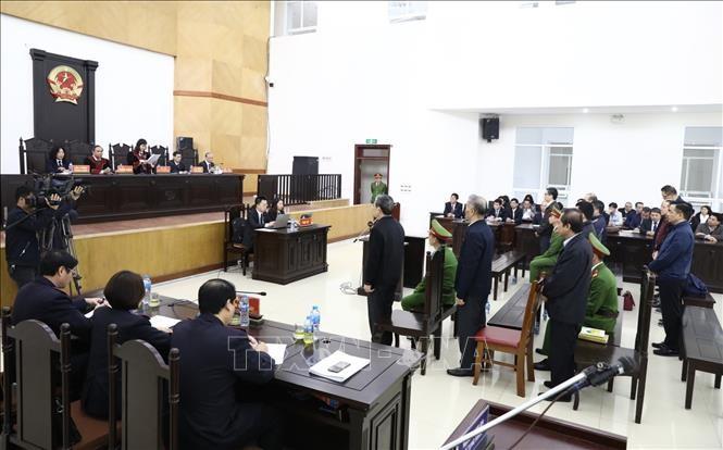 Cựu Bộ trưởng Nguyễn Bắc Son nhận án chung thân, Trương Minh Tuấn 14 năm tù - ảnh 5