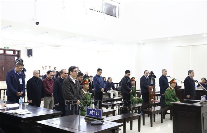 Cựu Bộ trưởng Nguyễn Bắc Son nhận án chung thân, Trương Minh Tuấn 14 năm tù - ảnh 7